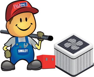 R.S. Andrews' Mascot, SMILEY